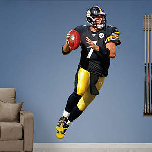 Ben Roethlisberger - Quarterback Fathead Wall Decal